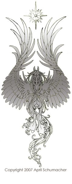 Ornamental Pegasus by pallanoph.deviantart.com on @DeviantArt
