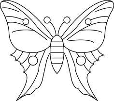 103 Fantastiche Immagini Su Disegni Farfalle Nel 2019 Paper
