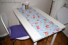 Angel of Berlin: [creates] self made table wear