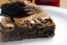 Brownie de chocolate chef taico