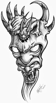 Check out our Demon Tattoos Picture Gallery. Loads of Demon Tattoos for you to get great tattoo ideas or just browse our Demon Tattoo Pictures and enjoy. Demons Tattoo, Evil Skull Tattoo, Evil Tattoos, Skull Tattoos, Body Art Tattoos, Sleeve Tattoos, Angel Demon Tattoo, Tribal Cross Tattoos, Cross Tattoo Designs