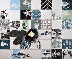 Badeværelses inspiration – vægfliser til badeværelset fra ARTTILES.