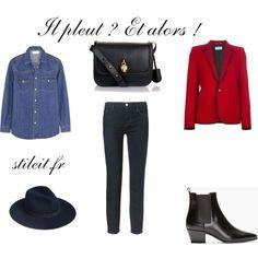 Le style sous la pluie