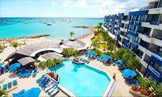 Simpson Bay Vacation Rental - VRBO 403202 - 2 BR St Maarten Villa in St. Martin (St Maarten), Beachfront 2 Bedroom at 5 Star Royal Palm! Oceanfront Villa!