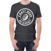 #Beershield Craft Beer Academy Mens T-Shirt - M - Grey #This light hearted T-shirt is the perfect gift for any beer fan. Crafted from 100% soft Cotton this regular fit T-Shirt has a stylised beer themed print on the front, a crew neck and short sleeves. Perfect for any dedicated hop fan! T-Shirts are 100% Cotton Ethically Sourced Slim fit - if that™s not your thing, order a size up