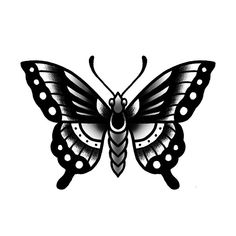 Fluttery Tattoo - Semi-Permanent Tattoos by inkbox™ - Fluttery Tattoo – Semi-Permanent Tattoos by inkbox™ – Inkbox™ - Traditional Butterfly Tattoo, Monarch Butterfly Tattoo, Butterfly Tattoo Designs, Celtic Tattoos, Star Tattoos, Skull Tattoos, Animal Tattoos, Wing Tattoos, Traditional Tattoo Black And White