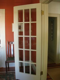 """Dining room color is """"Pennywise"""" by Sherwin Williams"""