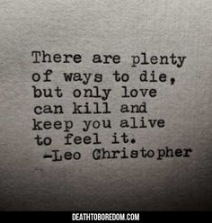 Inspirational Quotes About Death 37 Of The Best Inspirational Quotes Ever  Coffee Tea & Plants The .