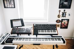 Lets start at the very beginning. Can you tell us how you got involved in composing, and what was your very first piece of gear? That was quite early in my life. As music and art enthusiasts my par…