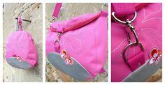 Sac à dos transformable Limbo cousu par La Mercerie des Créateurs - patron couture www.sacotin.com