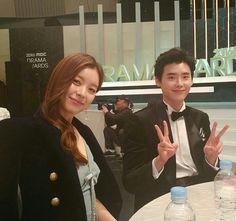 Awhhh get married already huhuhuhu Han Hyo Joo Lee Jong Suk, Lee Tae Hwan, Lee Jung Suk, W Korean Drama, Drama Korea, W Two Worlds, Between Two Worlds, Kang Chul, Mbc Drama