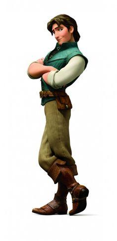 Where's my prince Charming?  I love Flynn Rider