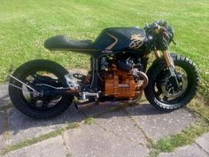 Honda CX 500 E Cafe Racer by That69 Custom Motorcycles