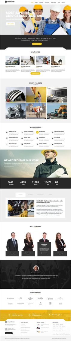 Highstand is a professional responsive #Joomla template for amazing #construction #company multipurpose website with 30+ unique homepage layouts download now➩ https://themeforest.net/item/highstand-responsive-multipurpose-joomla-theme/18780235?ref=Datasata