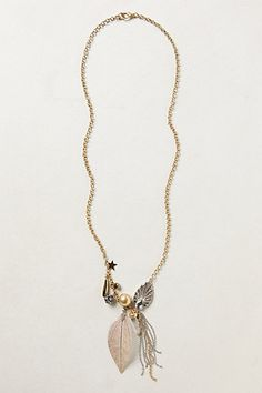 Assemblage Necklace - Anthropologie