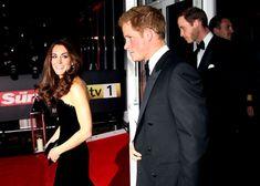 Prince Harry Photos - William and Catherine at the Sun's Military Awards - Zimbio