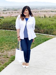 New blog post up sharing how I style the new @OldNavy Universal+ fit denim line! #OldNavyStyle