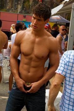 #HOT #SEXY #MAN #Gods #Kris #Evans #Candid