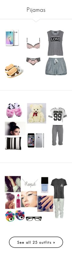 """""""Pijamas"""" by maribianchine ❤ liked on Polyvore featuring Samsung, Carmakoma, rag & bone/JEAN, Pappelina, Sydney Evan, Rossetto, Witchery, Lottie, interior and interiors"""