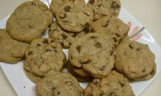 Try this recipe for DoubleTree Hotel Chocolate Chip Cookies on Foodgeeks.com  NOTE:  Students may bring a cookie to the teacher instead of an apple for extra credit lol:)  Yummy!