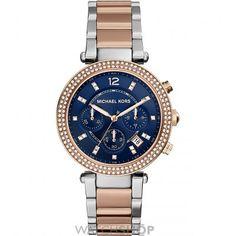 Ladies Michael Kors Parker Chronograph Watch MK6141