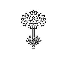 Rowan tree tattoo | Tattoos | Pinterest
