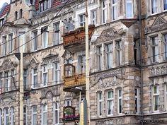 #streets in #Szczecin