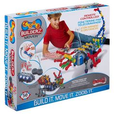 ZOOB Mover Power Building Set
