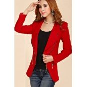 New Style Woman Red Suit