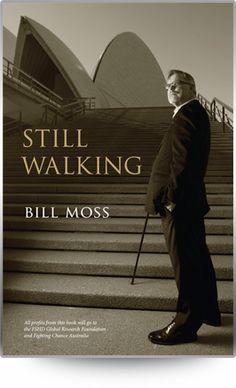 Still Walking by Bill Moss FSH Muscular Dystrophy memoir