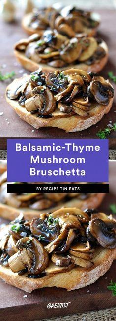 Just submit to the bread. #greatist https://greatist.com/eat/easy-bruschetta-recipes #BruschettaRecipe