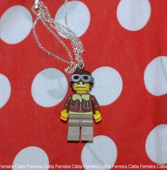 Lego Necklace