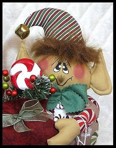 Elf Me, The Elf, Christmas Elf Doll, Christmas Ornaments, Halloween Doll, Selling On Ebay, Cool Patterns, Digital Pattern, Elves