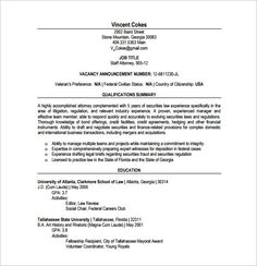 lawyer resume template 10 free word excel pdf format download