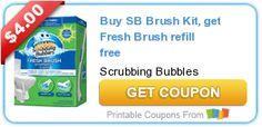 Buy SB Brush Kit, get Fresh Brush refill free