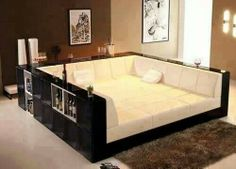 Pit couch...I love this!!!