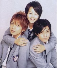 Hana Kimi. (Japanese Drama). This show was seriously funny and cute. One of my favorites. Loved Nakatsu; )