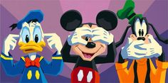 Image uploaded by Jata. Find images and videos about disney, mickey mouse and goofy on We Heart It - the app to get lost in what you love. Disney Love, Disney Mickey, Disney Pixar, Disney Characters, Evil Disney, Disney Style, Minnie Mouse, Mickey Mouse And Friends, Disney Fanatic