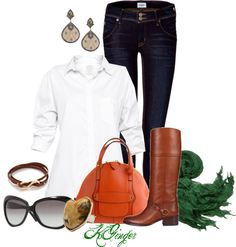 """""""Weekend Fun"""" by kginger on Polyvore"""