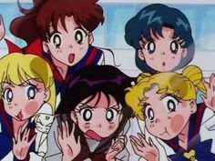 Sailor moon lock screen