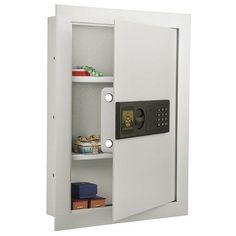 Unique Fireproof Hidden Wall Safe