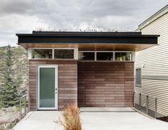 Park City Urban Ski House By Sparano + Mooney Architecture
