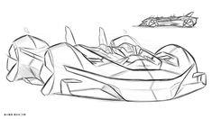 Gundam inspired doodle • • • • • #sketch #carsketch #cardesign #automotivedesign #cdcofficial