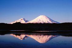 Chile, Parque Nacional Lauca