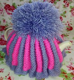 Knitted Tea Cosy (Cozy)