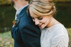 hipster diy wedding, swann lake stables, w & e photographie
