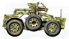 Autocannone SPA Ansaldo T 37, italian artillery WW2, pin by Paolo Marzioli