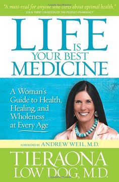 """The division between conventional and traditional medicine is as artificial as the division between science and nature. They can be woven together in a fashion that meets our physical, emotional, and spiritual needs. This is the foundation upon which integrative medicine is built."" -- Tieraona Low Dog, M.D.In Life Is Your Best Medicine, Dr. Low Dog weaves together the wisdom of traditional medicine and the knowledge of modern-day medicine into an elegant messa"