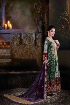 Kosain Kazmi Latest Bridal