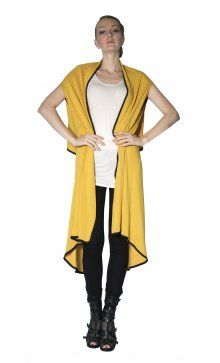 YAY convertible clothing offers Single Rose Convertible Long Cardigan that has multiple ways to wear as chic and slimming long cardigans, ponchos or scarves and wraps, that compliment all your looks from day top night or simply wear it as a scarf. It is a must have piece in every closet and are perfect clothes to travel in.Video: Click hereStyle: